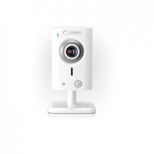Compro TN95W HD/720P/H.264 Wireless Cloud Network Camera.