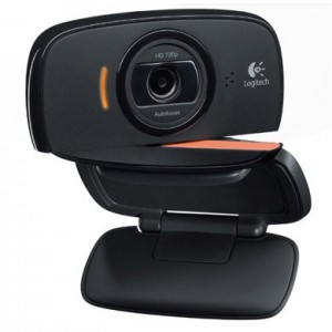 Logitech® B525 USB 720p HD Webcam