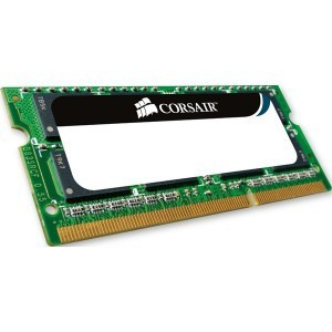 Corsair VS1GSDS800D2  Valueselect , 1GB So-DIMM , 200 Pin - DDR2