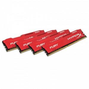 Kingston X421C14FR2K4/32 32GB (8Gb x 4)  DDR4-2133 Red  Memory Kit