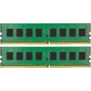 Kingston KVR24N17S8K2/16 16GB ( 8Gb x2 )  ValueRAM DDR4 2400MHz 288-Pin Desktop Memory