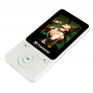 TSTranscend MP330 black 8Gb MP3 Player & FM Radio