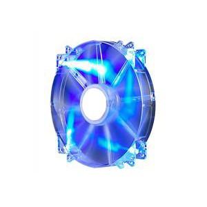 Coolermaster MegaFlow 200MM Silent Fan - BLUE Led