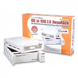 Vi-power VP-1028LSF 480mbps Ide To USB 2.0 Swap Rack