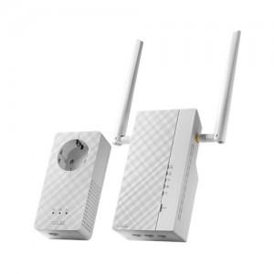 Asus PL-AC56 KIT 1200Mbps AV2 1200 Wi-Fi Powerline Adapter Kit