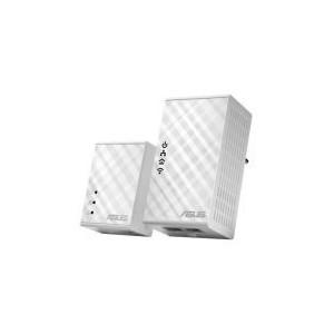 Asus PL-N12 KIT 300 Mbps Wi-Fi HomePlug® AV500 Powerline Adapter Kit