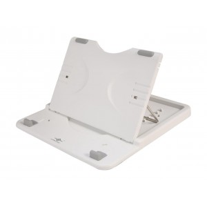 Vantec TAC-100-WH White Tablet Stand For iPAD / Tablet / eBook