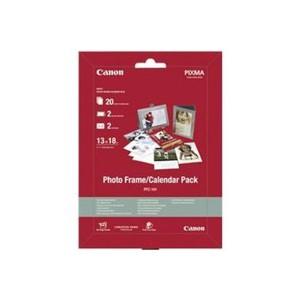 Canon 2311B054AA Photo Frame/Calendar Pack PFC-101 Paper Kit