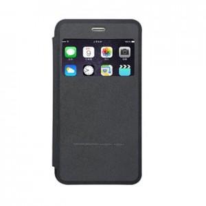 "Pqi 6ZF020222R001A Protect Case Flip BlacK - 5.5"" for iPhone 6 PLus / 6s Plus"
