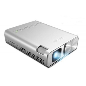 Asus ZENBEAM E1150 Lumens, Built-in 6000mAh Battery, Up to 5-hour Projection, Power Bank, Auto Keystone Correction, HDMI/MHL DLP Pocket Projector