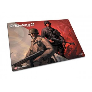 Zboard AW0ZZM1-X8DDM01  Day of Defeat - Mouse Pad