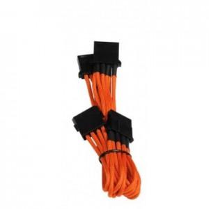 BitFenix BFA-MSC-M3MOK 60Cm   Orange Alchemy  Multisleeved(12) Cable