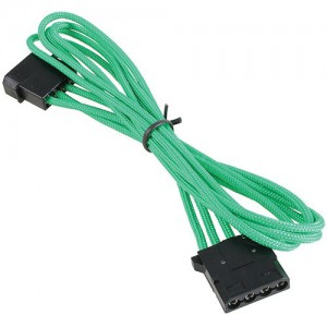 BitFenix BFA-MSC-MM45GK  45Cm  Green Alchemy Multisleeved(4) Cable