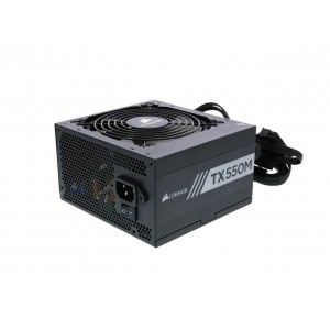 Corsair  CP-9020133   550W 80 PLUS GOLD Certified Modular Power Supply