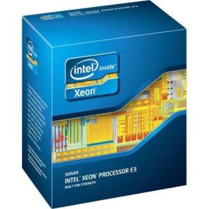 Intel Xeon™ UP E3 1241 Processor - 3.50GHz Quad Core, Socket 1150