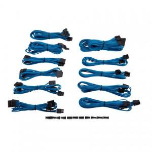 Corsair CP-8920154  Blue Individually Sleeved Premium PSU Cable Kit