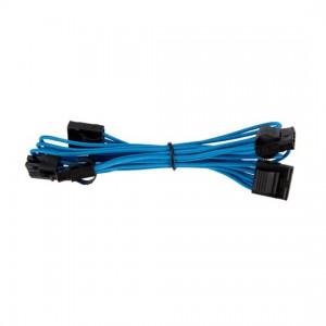 Corsair  CP-8920194 Blue Premium Individually Sleeved Peripheral Cable