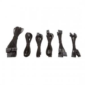 Corsair  CP-8920202 Individually Sleeved Black SF Series Premium PSU Cable Kit