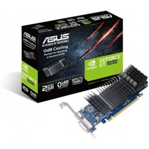 Asus 1030-SL-2G-BRK   GeForce  GT 1030 2GB GDDR5 Low Profile  Graphics Card