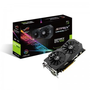 Asus STRIX1050-O2G Overclocked Graphics Card