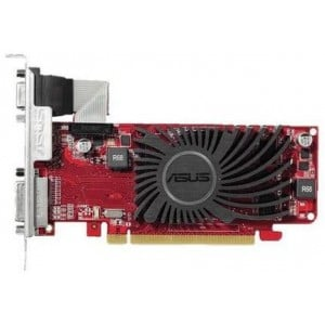 Asus R5230-SL-2GD3-L 650 MHz Core - 2 GB DDR3 SDRAM - PCI Express 2.1 - Low-profile  Graphics Card