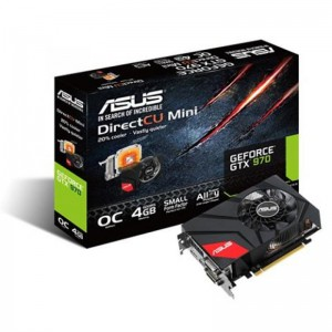 Asus  GTX970-DCMOC-4G Graphics Cards