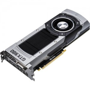 Asus GTX980-4GD5 4GB 256-Bit GDDR5 PCI Express 3.0 HDCP Ready SLI Support G-SYNC Support Video Card