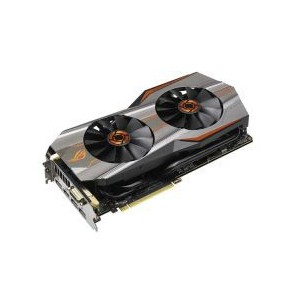 Asus MATRIX-GTX980TI GAMING 6GB 384-Bit GDDR5 PCI Express 3.0 HDCP Ready Gaming Video Card