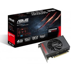 Asus R9NANO-4G AMD Radeon R9 Nano 4096-Bit 4GB HBM DisplayPort HDMI 2.0 Graphics Cards