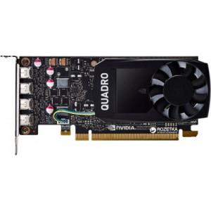 Pny  VCQP1000DVI-PB  Nvidia Quadro P1000 Graphics Card (4GB GDDR5)