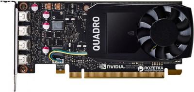 Pny VCQP1000DVI-PB Nvidia Quadro P1000 Graphics Card (4GB GDDR5) - PNY