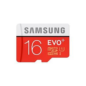 Samsung 16G EVO Plus miCrosdhc