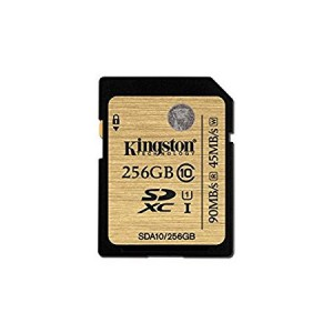 SDA10/256Gb sdXc uhs-i U1