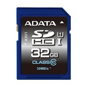 Adata 32Gb SDHC Uhs-i