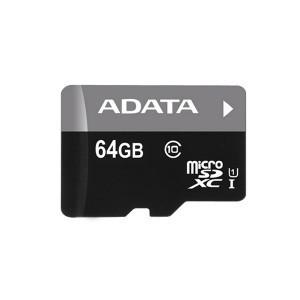 Adata 64Gb miCroSDXC Uhs-i+OCR
