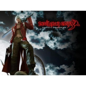 Devil May Cry 3 - dante's aw