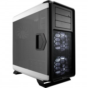 Corsair Graphite Series 230T Rebel Orange Mid-Tower Chassis
