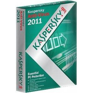 Kaspersky Anti-Virus 1 user