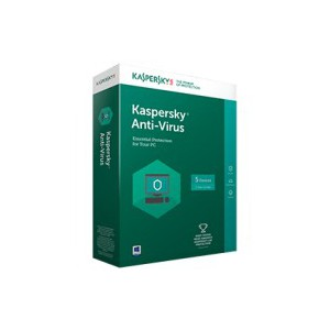 Kaspersky Anti-Vir 2user 2017