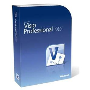 Microsoft D87-04441 Visio Pro 2010