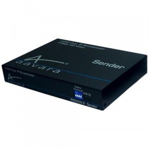 Aavara PB5000+ SENDER Aavara PB5000-S+ HDMI-over-IP Broadcaster