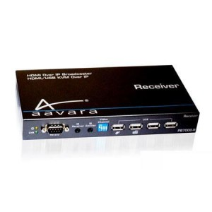 Aavara PB7000-R  Receiver with POE support