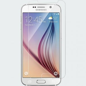 Samsung Galaxy S6 Screen Protector - Tempered Glass