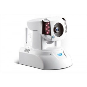 Compro TN600RW Smart IR Remote Control to Home Appliance- Wireless Day/Night H.264 2-Way Audio PTZ Cloud Network Camera