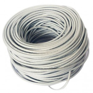 100m CAT5e to CAT5e Cable Roll (CCA)