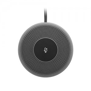 Logitech VC   Expansion Microphone  for use with Meetup