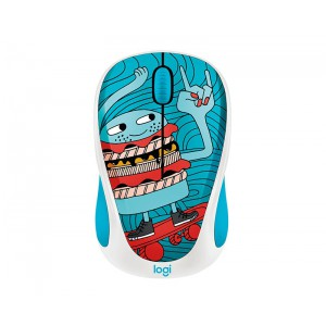 Logitech  Wireless Mouse M238  Skateburger