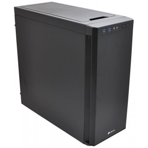 Corsair Carbide Series 330R Silent Black Mid-Tower Chassis