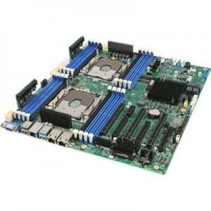 Intel Sawtooth Pass Server Board EEB Skylake SP 16 DIMMs two 10GbE ports 205W max processor TDP
