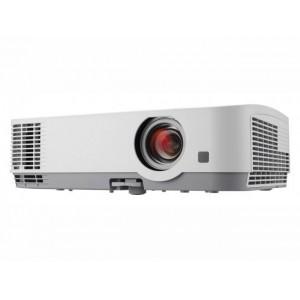 4000lm XGA 1024x768 LCD 9000hrs 2xHDMI VGA RJ45 Wifi Optional NEC